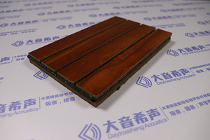 环保玻镁槽木吸音板
